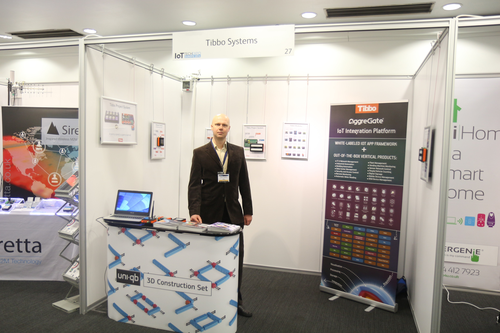 Tibbo at the IoT Tech Expo in London