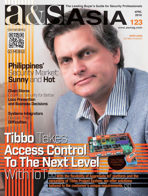 Interview by Dmitry Slepov, MD of Tibbo Technology for A&S Asia