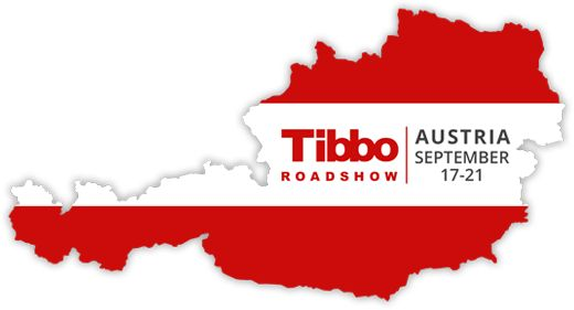 Tibbo Systems team led by CEO Victor Polyakov is going to a roadshow in Austria