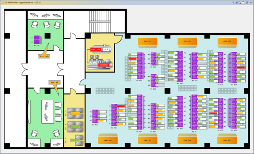 Facility Plan Widget