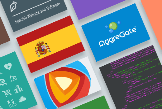 Spanish Website and Software