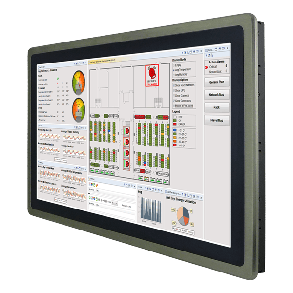 Opportunity to run AggreGate on the industrial touch panel